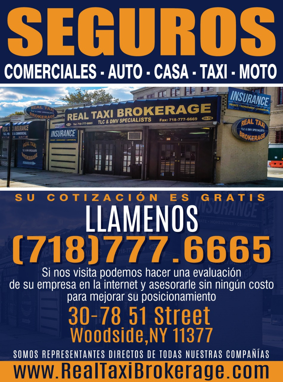 Real Taxi Brokerage